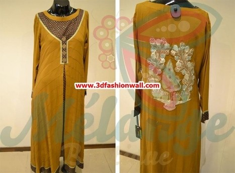 Dhaani Formal Wear 2013 Collection | Pakistani dresses | Scoop.it