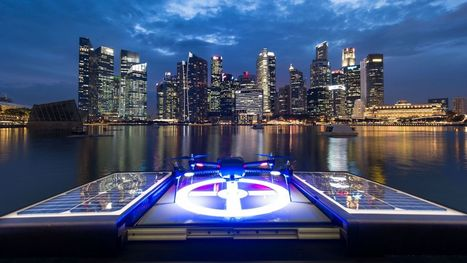 The Internet of Drones Unveiled in Singapore   Amazing Science   Scoop.it
