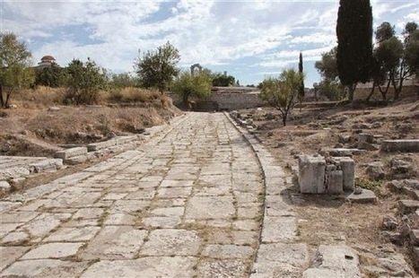 Ancient Greek sacred road to now serve Turkish tourism | Monde antique | Scoop.it
