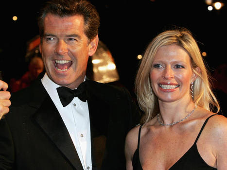 Pierce Brosnan's daughter dies of ovarian cancer at 41 | INTRODUCTION TO THE SOCIAL SCIENCES DIGITAL TEXTBOOK(PSYCHOLOGY-ECONOMICS-SOCIOLOGY):MIKE BUSARELLO | Scoop.it