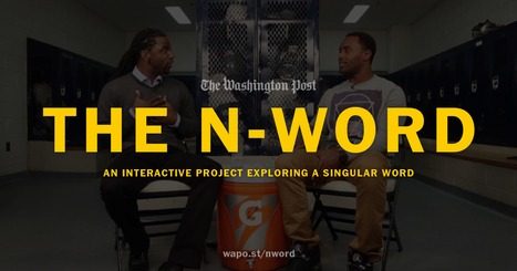 The n-word: An interactive project exploring a singular word | Communicating with interest | Scoop.it
