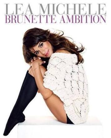 Lea Michele Releases 'Brunette Ambition' Audio Book   Love everyone, peace   Scoop.it