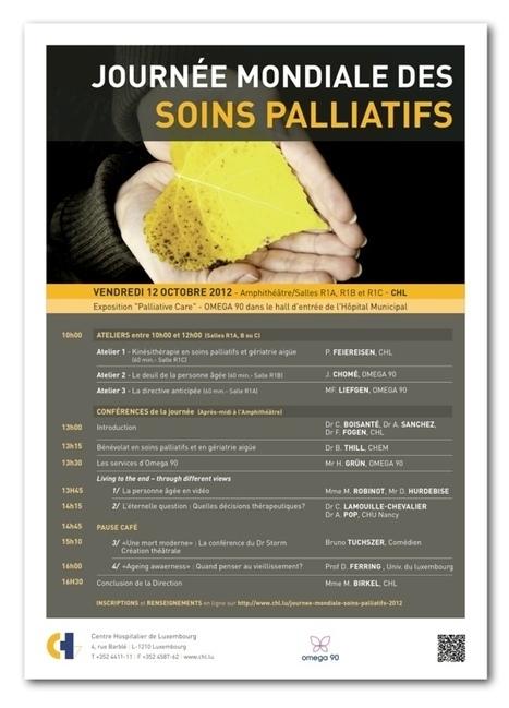 12 octobre 2012 - Journée mondiale des Soins Palliatifs - Programme de cette journée au CHL | CHL | Semper Luxembourg | Scoop.it