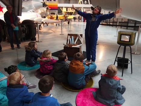 Des contes pour découvrir de façon ludique le musée Aeroscopia cet été   Musée Aeroscopia   Scoop.it