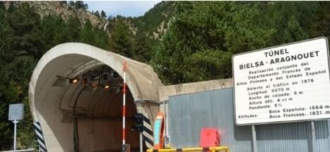 La France a réduit la fréquence des contrôles policiers au tunnel de Bielsa | Vallée d'Aure - Pyrénées | Scoop.it