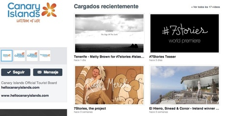7 Stories, The Project. Canary Islands | Meetings, Tourism and  Technology | Scoop.it