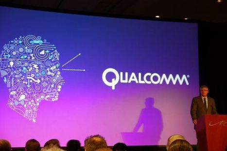 Qualcomm's new CEO: it's all about mobile until we can mimic the brain   Digital-News on Scoop.it today   Scoop.it
