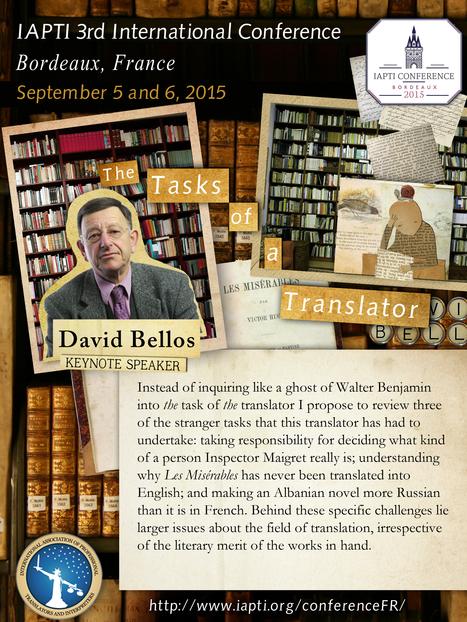 The Tasks of a Translator | On Interpreting | Scoop.it