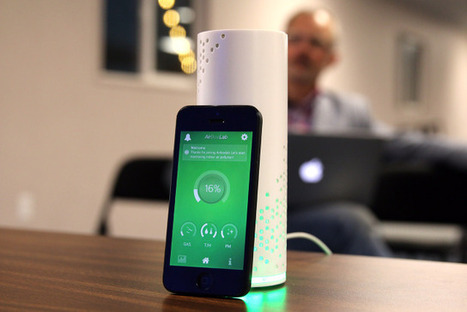 Alima Aims To Tell You When Your Air Is Harmful – And Prevent It From Ever Getting There   Education Technology   Scoop.it