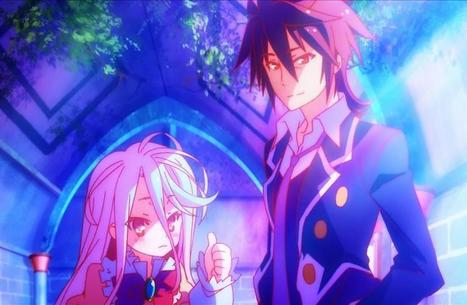 No Game No Life is Getting a Movie | <3 ANIME <3 | Scoop.it