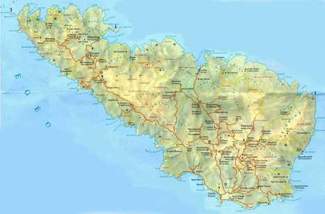 map_of_tinos_lqsm.jpg (1524x1001 pixels) | Tinos, Greece | Scoop.it