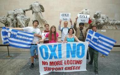 What can we do to help the Greeks? | Peer2Politics | Scoop.it