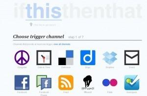 ifttt.com expliqué aux nuls - Geekonaute