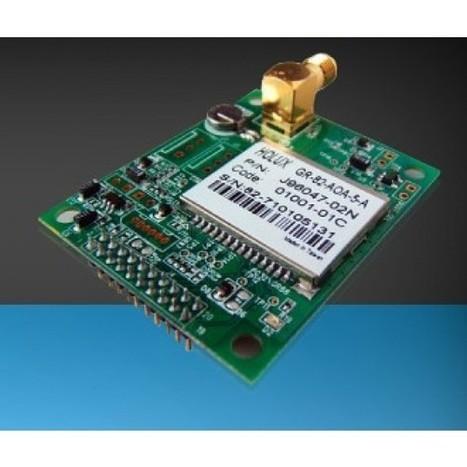 Holux GR-82 GPS Module | Holux | Scoop.it