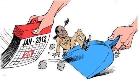 Le dessin du jour de Carlos Latuff | Égypt-actus | Scoop.it