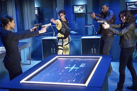 'Arrow' Season 4 Tables Deadshot, Suicide Squad Off-Limits? | ARROWTV | Scoop.it