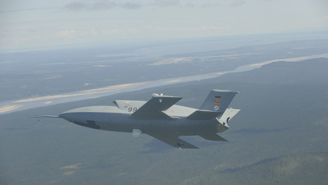 The Stealthy Barracuda UAV Is Germany's Future Flying Force | Technology | Scoop.it