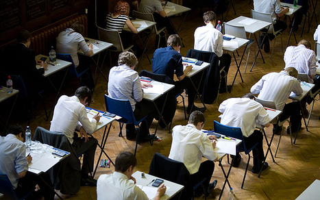 A-level reforms 'to lead to more university entrance tests' - Telegraph.co.uk | Education | Scoop.it