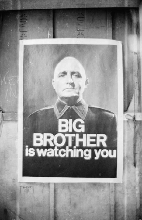 """In 2013, Problems Are Worse Than """"Orwellian"""" - Huffington Post Canada   Orwell's 1984 versus Democracy Techno-civic   Scoop.it"""