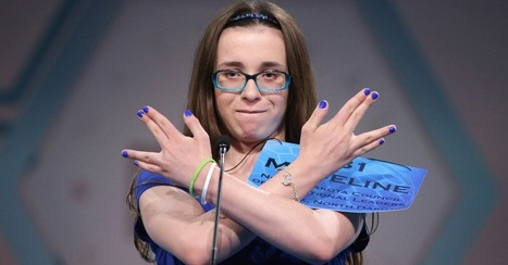 22 Spelling Bee Faces That Are the Definition of Drama | Oh The Places | Scoop.it