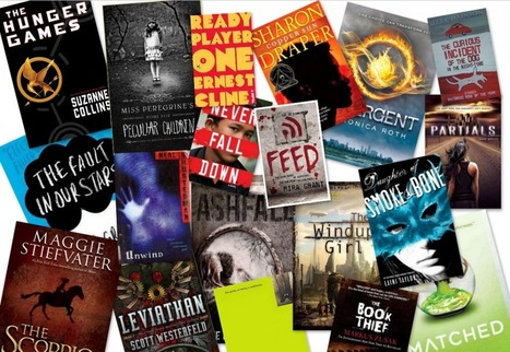 New Teen Books = The Hook | Ignite Reading & Writing | Scoop.it