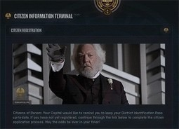 Creating a Spark: Official and Fan-Produced Transmedia for The Hunger Games | Antenna | Curiosités | Scoop.it