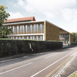 Construction to start on UK's greenest building   BBSRC News Coverage   Scoop.it