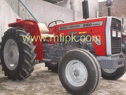 Massey Ferguson Tractor MF 260 (2WD 60Hp)  Murshid Farm Industries   Tractors   Scoop.it