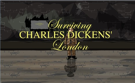 BBC - Arts - Dickens Game | ELL Support | Scoop.it