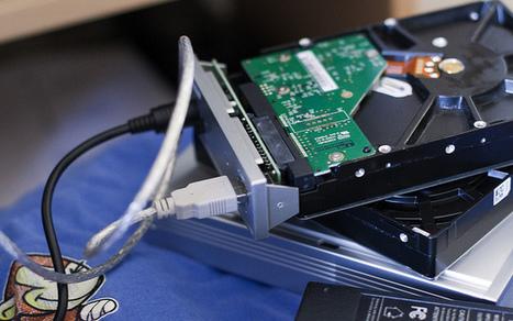 Cómo se guarda y por qué se corrompe la información de los discos duros - Blog Recuperacion Datos | Dispositivos de almacenamiento | Scoop.it