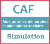 Simulation CAF: Simulez vos prestations CAF sur www.caf.fr | Aide démarche et allocations CAF (non officiel) | Scoop.it