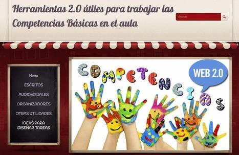Herramientas 2.0 para trabajar las Competencias Básicas ... | HERRAMIENTAS 2.0 Y EDUCACIÓN | Scoop.it
