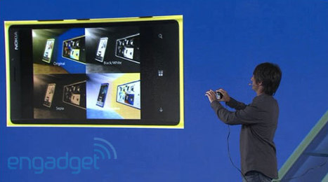 Windows Phone 8 introduces new Lens apps: Bing Vision, Photosynth and CNN iReport launching from the camera | Product Lead | Scoop.it