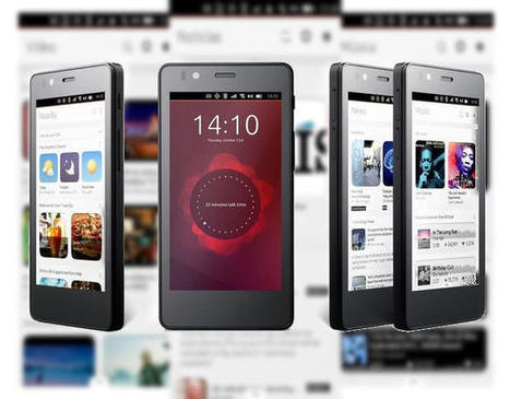 Ubuntu Phone: Revolutionary UI with underwhelming hardware specs | Mobile News | Scoop.it