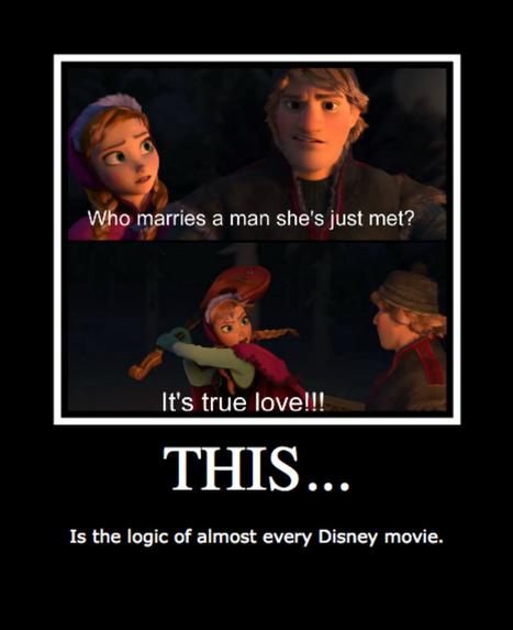 Disney Logic | LOLfreak | Scoop.it