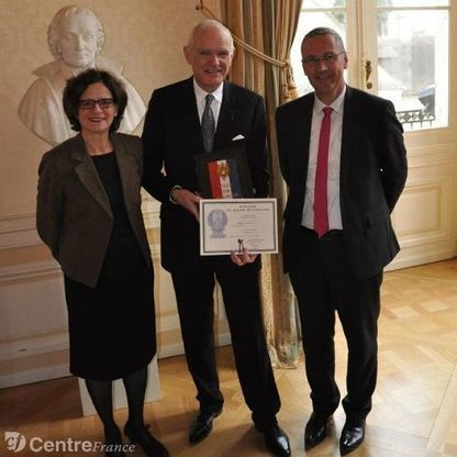 Serge Lepeltier fait maire honoraire de Bourges | Equilibre des énergies | Scoop.it