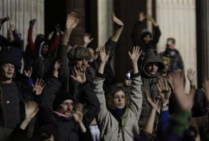Occupy London protesters vow to stay at St. Paul's - Windstream Communications | CIRCLE OF HOPE | Scoop.it