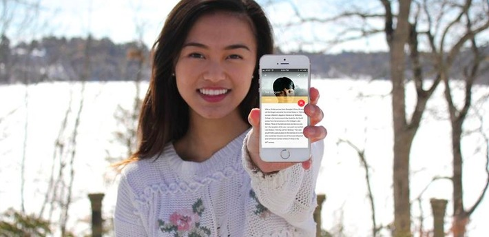 These Teen Activists Are Using Technology to Map History's Invisible Women | Herstory | Scoop.it