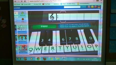 Tocamos el piano | mmmainfantics: Podemos aprender si estamos dispuestos a equivocarnos | Scoop.it