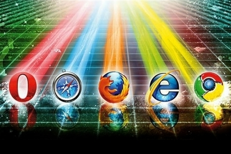 Surprising SA browser stats | african data centre | Scoop.it