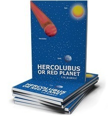 "Free copy of the book ""Hercolubus or Red planet"" by V.M. Rabolu 