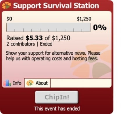 The Survival Station - 51 Free Tools to Stay Informed and Invisible on the Internet | cassyput on marketing | Scoop.it