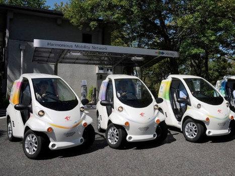 Toyota expérimente l'autopartage à Grenoble | Immobilier | Scoop.it
