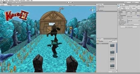 Unity, herramienta gratuita para crear Juegos 2D y 3D | ESCUELA 2.5 | Scoop.it