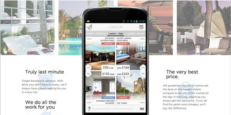 3 Apps for Finding Great Last Minute Hotel Deals | Family Travel | Scoop.it