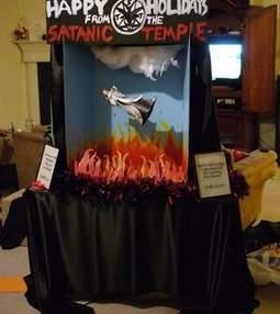 Satanists plan return to Florida Capitol for holiday display redux - SaintPetersBlog | Satanism | Scoop.it