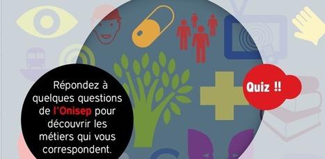 Quiz : quels métiers pour moi ? | ORIENTATION - TESTS | Scoop.it