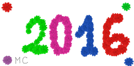 Happy New Year 2016 Feliz Año Nuevo!!! | What about? What's up? Qué pasa? | Scoop.it