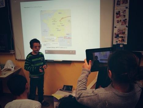 Démarrer avec l'iPad en classe : le choix des apps | Le Numérique à l'Ecole | Scoop.it