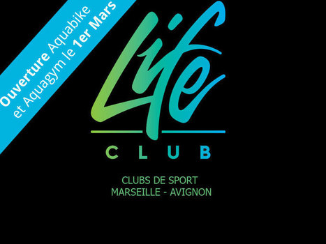 Salle de sport Marseille : Life Club | Business | Scoop.it